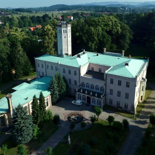 Pałac Królewski Mysłakowice